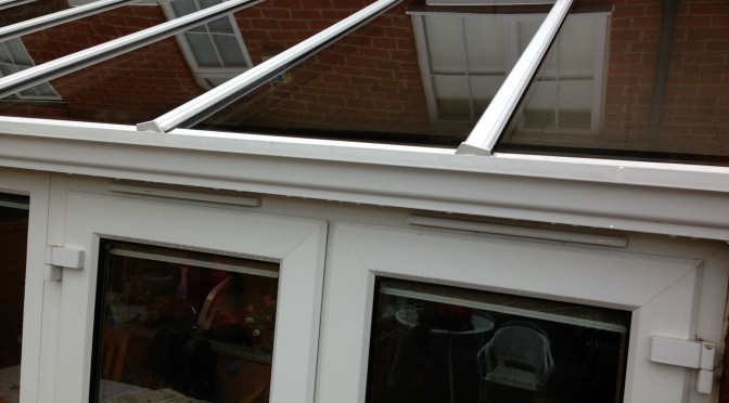 A picture of conservatory cleaning leeds